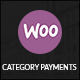 WooCommerce Category Payments - CodeCanyon Item for Sale