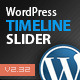 WordPress Timeline Slider - CodeCanyon Item for Sale