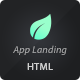 Delicious - Responsive App Landing HTML Theme - ThemeForest Item for Sale