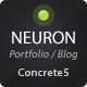 Neuron Responsive C5 Theme - ThemeForest Item for Sale
