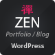 ZEN Responsive WordPress Theme - ThemeForest Item for Sale
