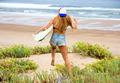 Surfer girl - PhotoDune Item for Sale