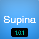 Supina - Bootstrap Admin App Dashboard Template - ThemeForest Item for Sale