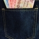 Blue Jean and Money - PhotoDune Item for Sale