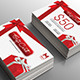 Colorfull Gift Cards - GraphicRiver Item for Sale