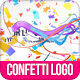 Confetti Logo Reveal - VideoHive Item for Sale