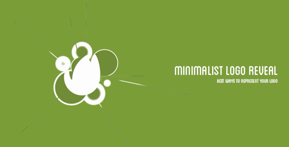 Minimalist Logo Reveal