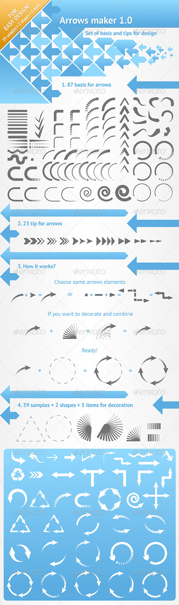Arrows Maker 1.0