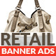 Retail Banner Ads - GraphicRiver Item for Sale