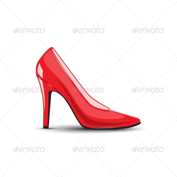 GraphicRiver Women s Shoes 8611050