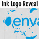 Ink Logo Reveal - VideoHive Item for Sale