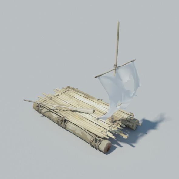 3DOcean Raft 8611201