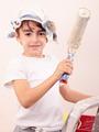 boy painting - PhotoDune Item for Sale