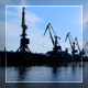 Port Cranes - VideoHive Item for Sale