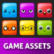 Puzzle Blocks - Game Assets #2 - GraphicRiver Item for Sale