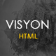 Visyon - Responsive HTML5 Corporate Template - ThemeForest Item for Sale