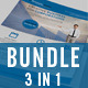 Corporate Flyer Bundle 3 in 1 - GraphicRiver Item for Sale