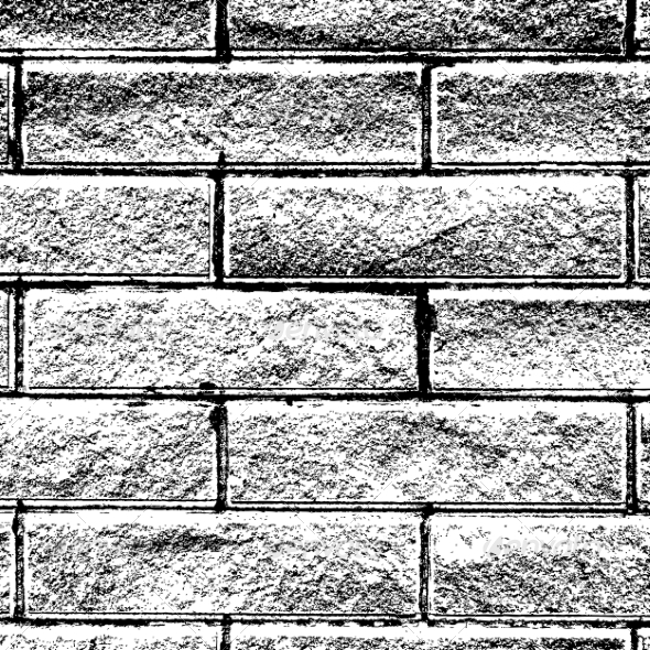 GraphicRiver Background Distressed Brick 8613080
