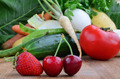Vegetables and fruit - PhotoDune Item for Sale