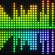VJ Colourful Light Audio Equalizer - VideoHive Item for Sale
