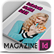 Stylish Magazine Template - GraphicRiver Item for Sale
