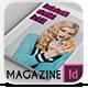 Stylish Magazine Template - GraphicRiver Item for Sale