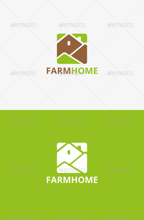 GraphicRiver Farm Home 8614780
