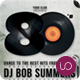 Vinyl Party • Retro Party Flyer - GraphicRiver Item for Sale