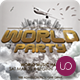 World Party • Club Party Flyer - GraphicRiver Item for Sale