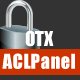 OTX-AclPanel - CodeCanyon Item for Sale