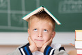 Little boy hoping to absorb knowledge - PhotoDune Item for Sale