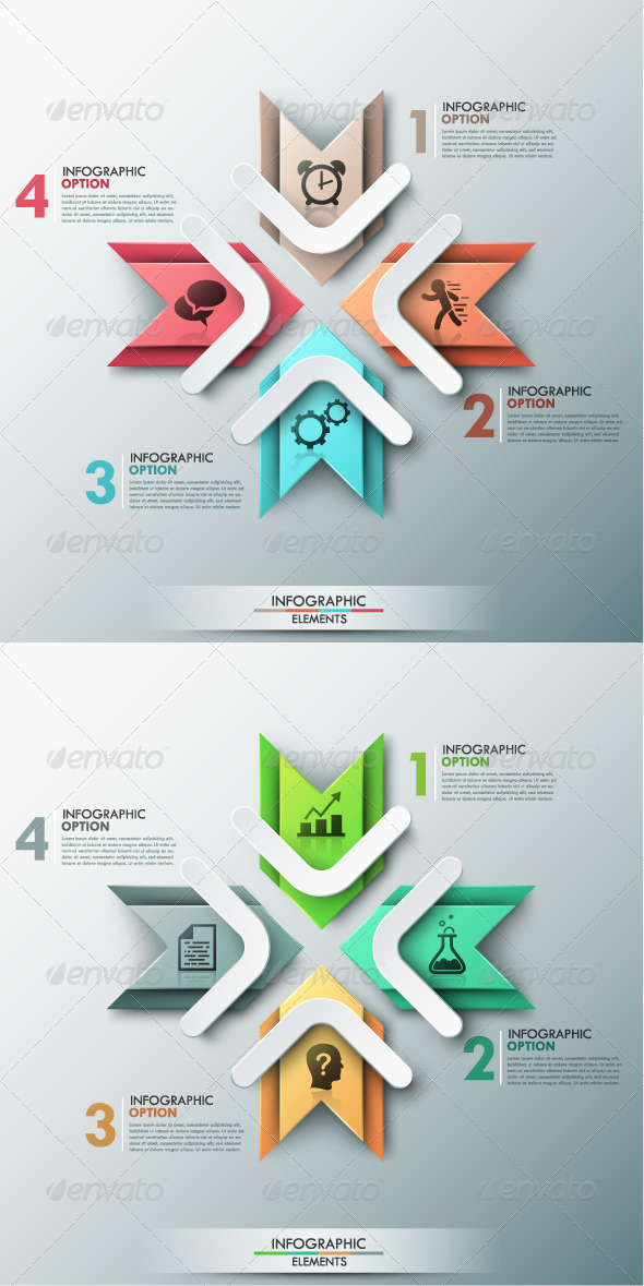 GraphicRiver Modern Infographic Options Banner 8615731