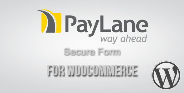 CodeCanyon PayLane Secure Form Gateway for WooCommerce 8615779