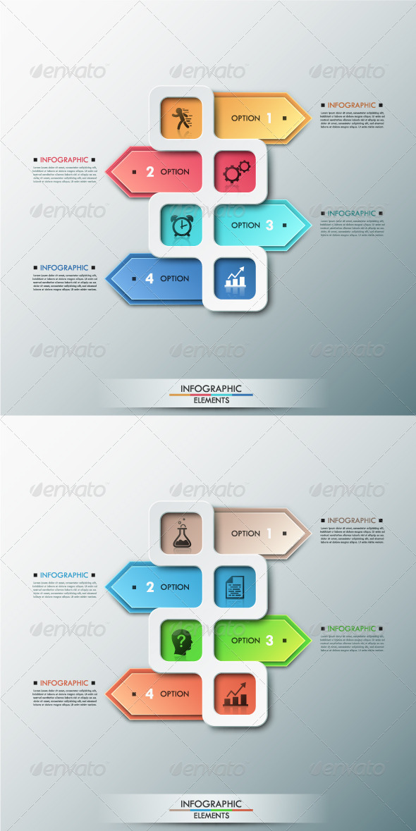 GraphicRiver Modern Infographic Options Banner 8615832
