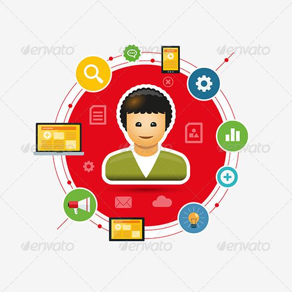 GraphicRiver Web Designer 8611209