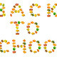 B A C K  T O  S C H O O L text composed of autumn maple leafs - PhotoDune Item for Sale