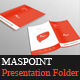 Maspoin Presentation Folder - GraphicRiver Item for Sale