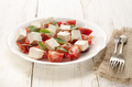 salat with tomato and goat cheese - PhotoDune Item for Sale