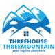 Three House & Three Mountain Logo - GraphicRiver Item for Sale