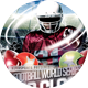 Football Word Series Big Clash Flyer - GraphicRiver Item for Sale