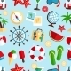 Holiday Vacation Background - GraphicRiver Item for Sale