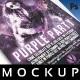 A4 Flyer / Close-up Set Mockup - GraphicRiver Item for Sale