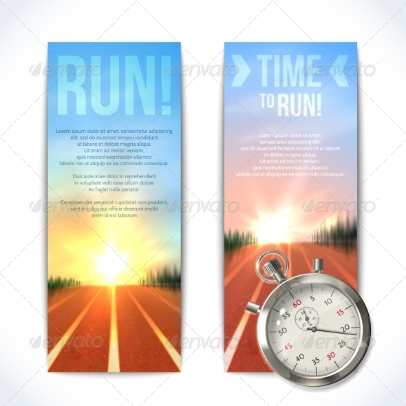 GraphicRiver Stopwatch Banners Vertical 8617705