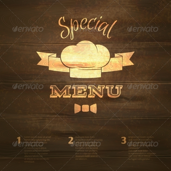 GraphicRiver Restaurant Menu Template 8617721
