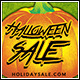 Comic Halloween Sale Web Banner Template - GraphicRiver Item for Sale