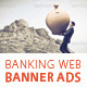 Secure Banking Investment Web Banner Ads - GraphicRiver Item for Sale