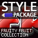 Fruity Fruit Styles - GraphicRiver Item for Sale