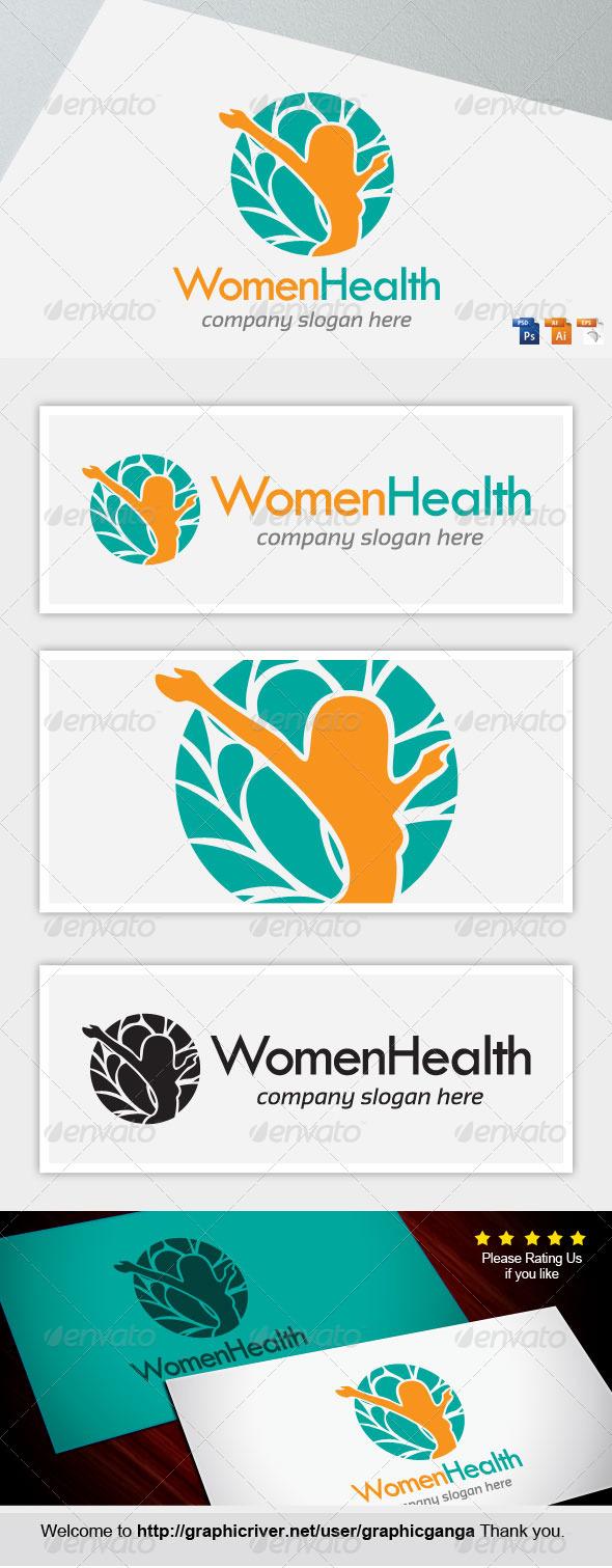 GraphicRiver WomenHealth 8618320