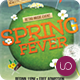 Spring Fever • Spring Poster & Flyer - GraphicRiver Item for Sale