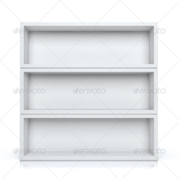 GraphicRiver Shelves 8618378